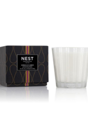 The Birds Nest MOROCCAN AMBER 3 WICK CANDLE - Product Mini Image