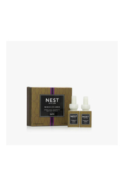 Nest Fragrances Moroccan Amber Refill Duo for Pura Smart Home Fragrance Diffuser - Front cropped