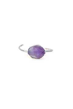 Wings Hawai'i Moroccan Amethyst Cuff - Product List Image