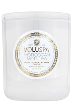 Voluspa Moroccan Mint Classic Candle - Product List Image