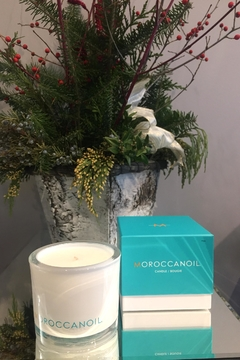 Shoptiques Product: Moroccan Oil Candle