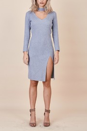 Morrisday The Label Lovestruck Knit Dress - Product Mini Image