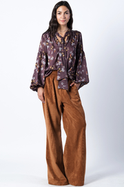 wanderlux  Morrison Flare Pant - Front cropped