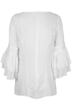 Morrison Linen Dress Top - Alternate List Image