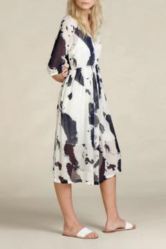Shoptiques Product: Printed Silk Dress