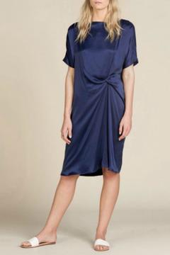 Morrison Silk Drape Dress - Alternate List Image