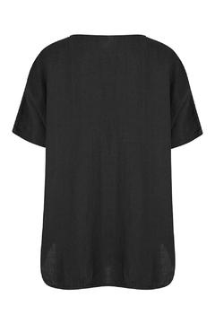 Shoptiques Product: Textured Linen Top