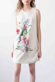 MORS A Cut Spring Dress - Front cropped