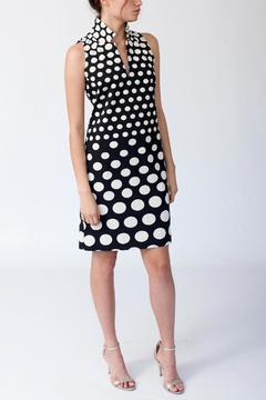 Shoptiques Product: Dots Collar Dress