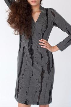 Shoptiques Product: Torn Texture Dress