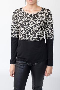 Shoptiques Product: Half Circle Top