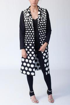 Shoptiques Product: Long Dots Jacket