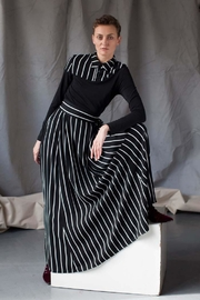 MORS Maxi Striped Skirt - Product Mini Image