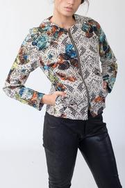 MORS Petite Embroidery Jacket - Front cropped
