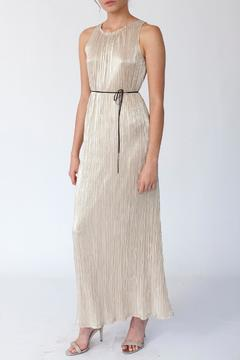 Shoptiques Product: Plisse Maxi Dress