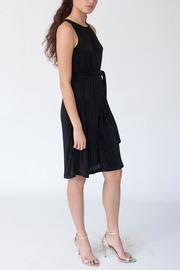 MORS Plisse Midi Dress - Product Mini Image