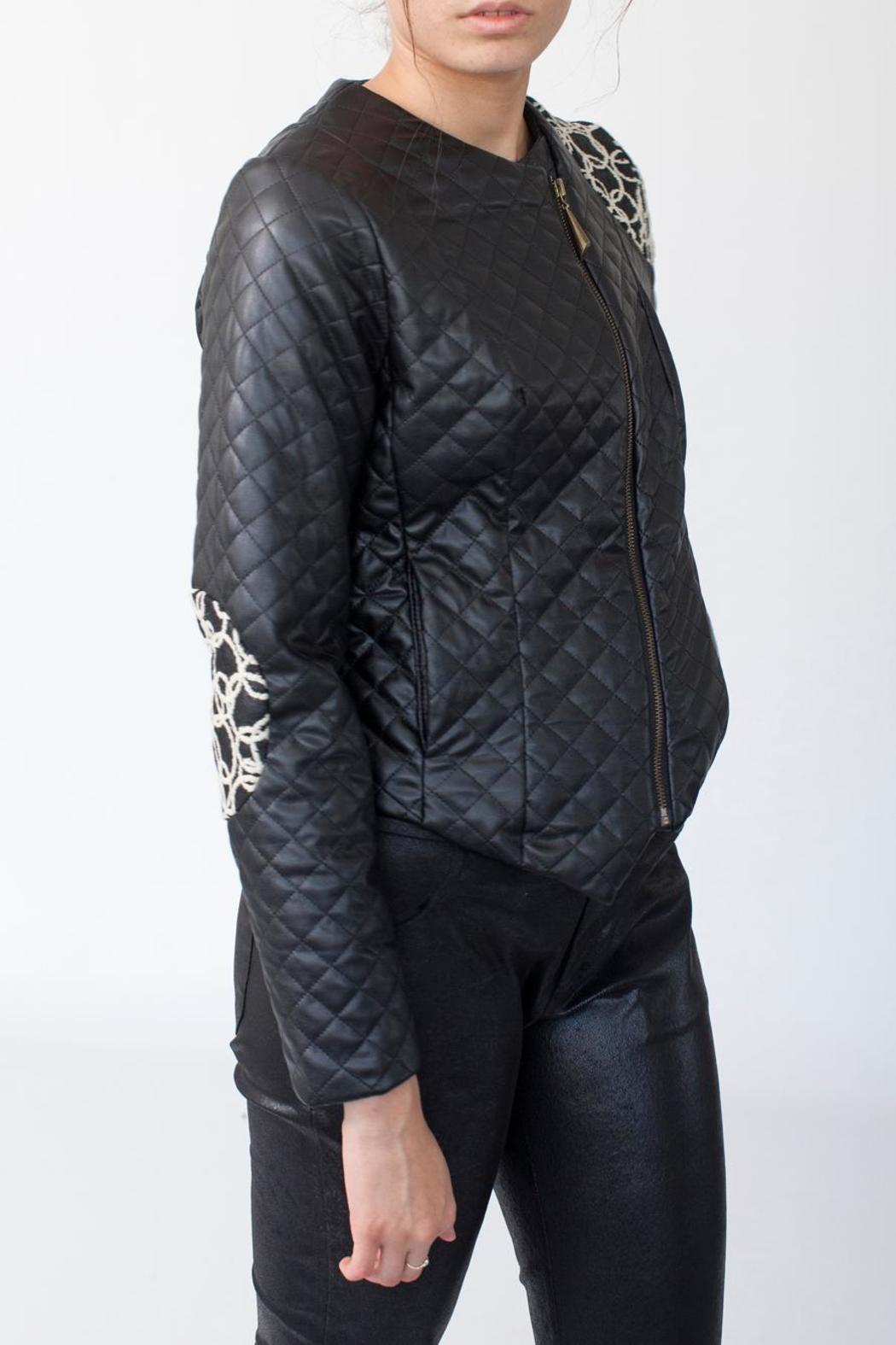 MORS Quilt Ball Jacket - Side Cropped Image