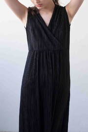 MORS Wrap Maxi Dress - Front full body