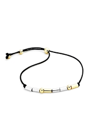 Wild Lilies Jewelry  Morse Code Bracelet - Front cropped