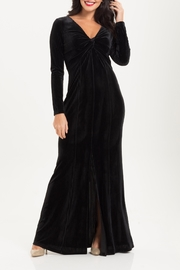 1940s Evening, Prom, Party, Formal, Ball Gowns Morticia Velvet Gown $79.00 AT vintagedancer.com