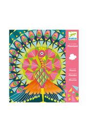 Djeco Mosaics Art By Numbers - Product Mini Image