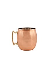 True Brands Moscow Mule Mug - Front cropped