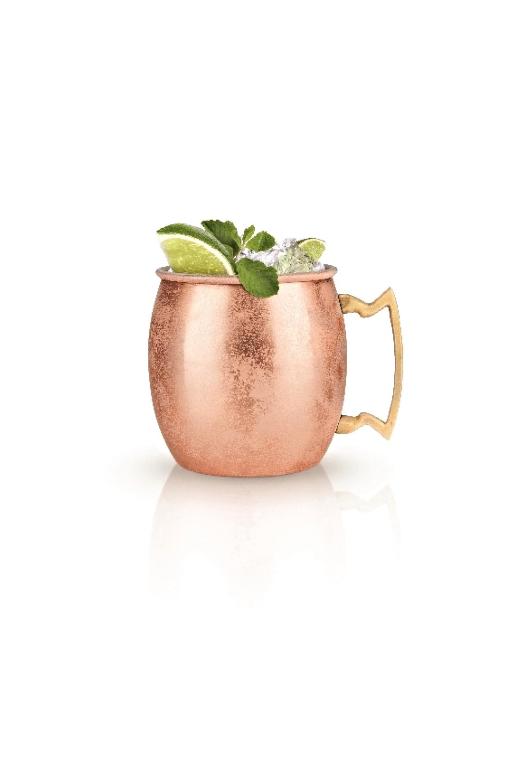 True Brands Moscow Mule Mug - Front Full Image