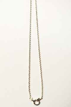 Most Likely Silver Cat Large Necklace - Alternate List Image