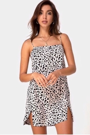 Motel Rocks Broneta Slip Dress - Black - Product Mini Image