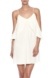 Motel Rocks Ruffled Dress - Product Mini Image