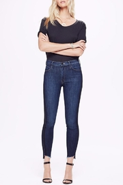 Mother Ankle Step Fray Jeans - Product Mini Image