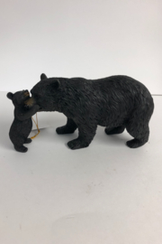 Slifka Sales Mother Bear & Cub - Front cropped