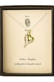 b.u. Jewelry Mother Daughter Necklace - Product Mini Image