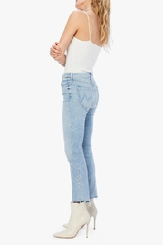 Mother Dazzler Ankle Fray - Side cropped