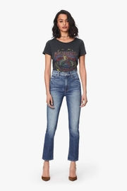 Mother Dazzler Straight Jeans - Product Mini Image