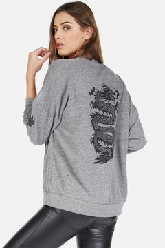 Lauren Moshi Mother Dragon Pullover - Product List Image
