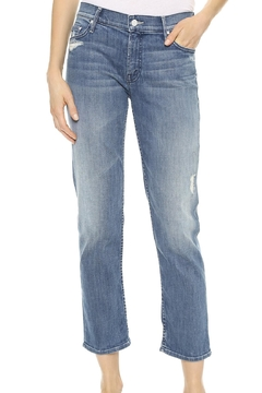 Shoptiques Product: Dropout Slouchy Skinny