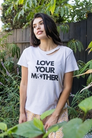 Sub Urban Riot Mother Earth Tee - Front cropped