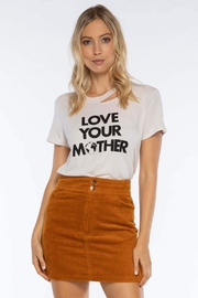 Sub Urban Riot Mother Earth Tee - Front full body