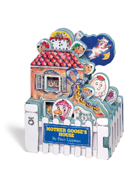 Workman Publishing Mother Goose's House - Front cropped