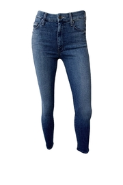 Mother High Waisted Looker Skinny Jeans - Product Mini Image