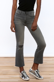 Mother Insider Crop Jeans - Product Mini Image