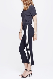 Mother Insider Crop Jean - Front full body
