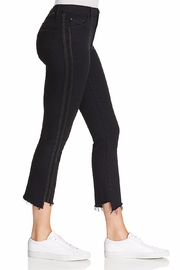 Mother Insider Crop Racer Jeans - Side cropped