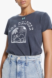 Mother Itty Bitty Goodie Drifter Tee - Product Mini Image