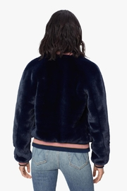 Mother Letterman Named Blue - Side cropped