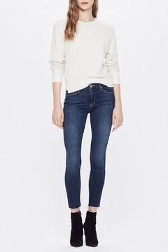 Shoptiques Product: Looker Ankle Fray Jean