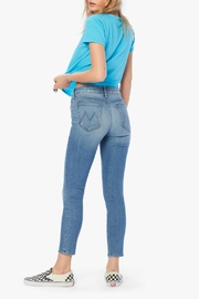 Mother Looker Crop Jean - Back cropped