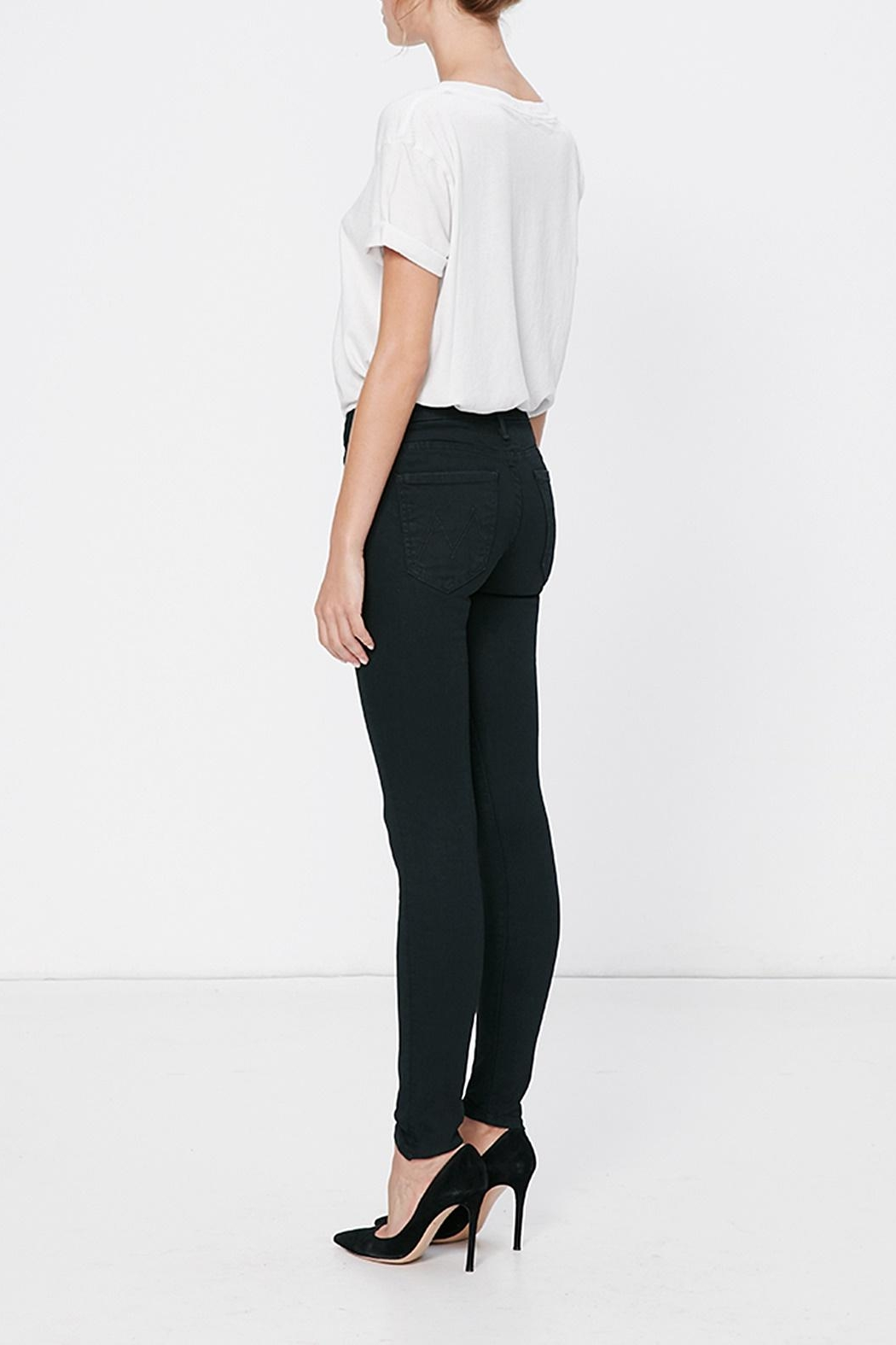 Mother Looker Skinny Jean - Front Full Image
