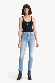 Mother Mid-Rise Dazzler Jackpot - Front cropped
